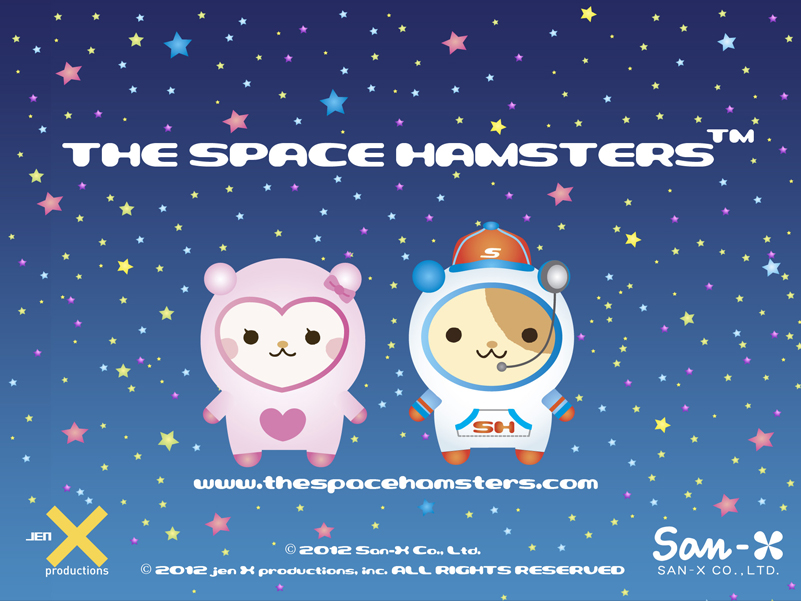 space hamsters
